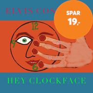 Produktbilde for Hey Clockface (CD)