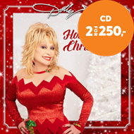 Produktbilde for A Holly Dolly Christmas (CD)