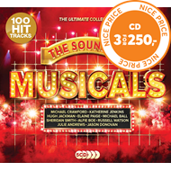 Produktbilde for The Sound Of Musicals (5CD)
