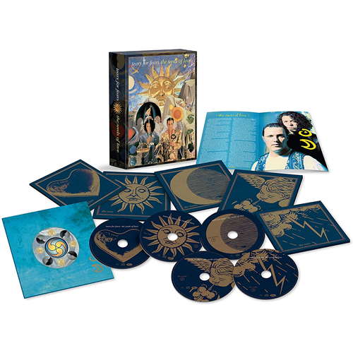 The Seeds Of Love - Super Deluxe Edition (4CD + Blu-Ray Audio)