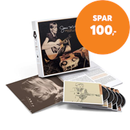 Produktbilde for Joni Mitchell Archives Vol. 1: The Early Years (1963-1967) (5CD)