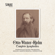 Produktbilde for Winter-Hjelm: Complete Symphonies (CD)