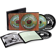 Produktbilde for American Beauty (Remastered) - 50th Anniversary Deluxe Edition (USA-import) (3CD)