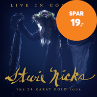 Produktbilde for Live In Concert - The 24 Karat Gold Tour (2CD)