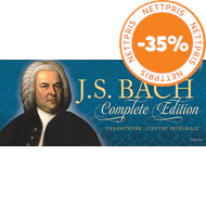 Produktbilde for J.S. Bach Complete Edition (142CD)