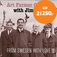 Produktbilde for From Sweden With Love - Live (CD)