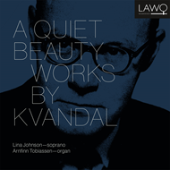 Produktbilde for A Quiet Beauty – Works By Kvandal (CD)