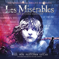 Produktbilde for Les Misérables: The Staged Concert (2020) (2CD)