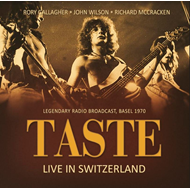 Produktbilde for Live In Switzerland 1970 (CD)