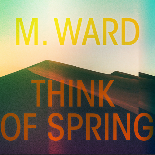 Think Of Spring (CD)