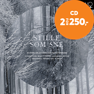 Produktbilde for Stille Som Sne (CD)