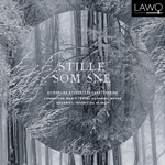 Stille Som Sne (CD)