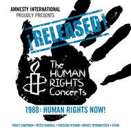 Produktbilde for Released! The Human Rights Concerts (2CD)