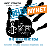 Produktbilde for Released! The Human Rights Concerts (CD + DVD)