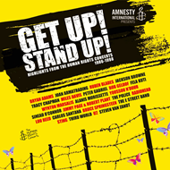 Produktbilde for Get Up! Stand Up! Hightlights From The Human Rights Concerts (2CD)