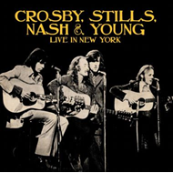 Produktbilde for Crosby, Stills, Nash & Young: Live In New York (2CD)