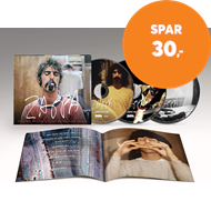 Produktbilde for ZAPPA - Original Motion Picture Soundtrack (3CD)