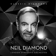 Produktbilde for Classic Diamonds With The London Symphony Orchestra (UK-import) (CD)