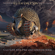 Produktbilde for Fanfare For The Uncommon Man - The Official Keith Emerson Tribute Conc (2CD + 2DVD)