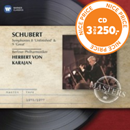Produktbilde for Schubert: Symphonies 8 & 9 (CD)
