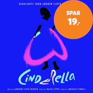 Produktbilde for Highlights From Andrew Lloyd Webber's Cinderella - Original London Cast (CD)