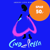 Produktbilde for Andrew Lloyd Webber's Cinderella - Original London Cast (2CD)
