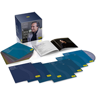 Produktbilde for Claudio Abbado: Complete Deutsche Grammophon And Decca Recordings - Limited Edition (UK-import) (46CD)
