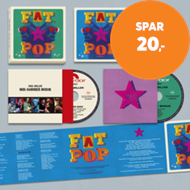 Produktbilde for Fat Pop - Limited Edition (3CD)