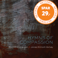 Produktbilde for Hymns Of Compassion (CD)