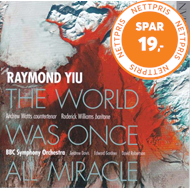 Produktbilde for Raymond Yiu: The World Was Once All Miracle (CD)