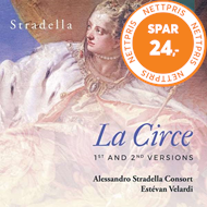 Produktbilde for Stradella: La Circe (1st & 2nd Versions) (2CD)