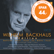 Produktbilde for Beethoven, Chopin, & Others: Piano Works (10CD)