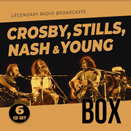 Produktbilde for Crosby, Stills, Nash & Young - Box (6CD)