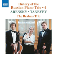Produktbilde for History Of The Russian Piano Trio, Vol. 4 (CD)