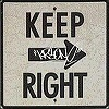 Keep Right (CD)