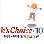 10: 1993-2003 Ten Years Of (CD)