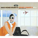 Miss Moneypenny's Music 2 Dance 2 Vol. 1 (2CD)
