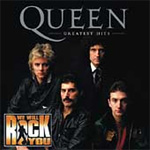 Greatest Hits: We Will Rock You (CD)