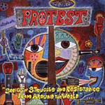 Protest: Songs Of Struggle And Resistance From Around The World (CD)