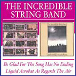 Be Glad For The Song Has No Ending - Live/Liquid Acrobat As Regards The Air (2CD)
