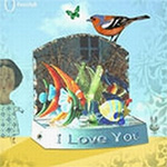 I Love You (CD)