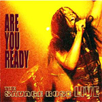 Are You Ready - Live (CD)