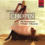Chopin: The Piano Sonatas 5 Etudes - 4 Mazurkas (2CD)