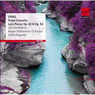 Leif Ove Andsnes - Grieg: Piano Concerto - Sonata Op.7, Lyric Pieces Opp. 43, 54 & 65 (CD)