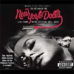 Morrissey Presents: The Return Of The New York Dolls, Live From The Royal Festival Hall (CD)