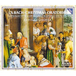 Bach: Christmas Oratorio / Juleoratoriet (2CD)