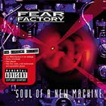 Soul Of A New Machine / Fear Is The Mindkiller (2CD)