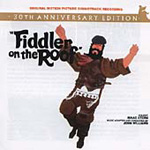 Produktbilde for Fiddler On The Roof (USA-import) (CD)