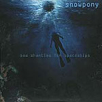 Sea Shanties For Spaceships (CD)