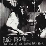 Fenriz Presents The Best Of Old School Black Metal (CD)